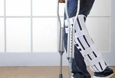 How To Lose Weight While on Crutches | LIVESTRONG.COM