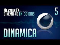 Cinema 4D En 30 Dias || #5 Dinamica En C4D - YouTube