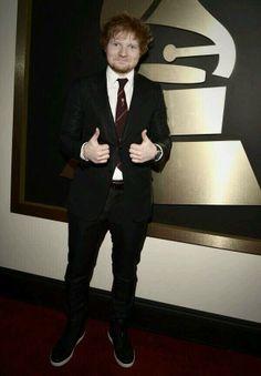ED SHEERAN GRAMMYS!!!!!!