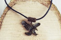 Items similar to Bronze Eagle Necklace Jewelry Show, Metal Jewelry, Jewelry Making, Bird Necklace, Men Necklace, Handmade Necklaces, Jewelry Necklaces, Mens Cords, Personalized Jewelry