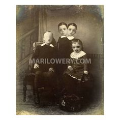 Creepy Halloween Decor, Oddities, 8x10 inch Print, Collage Art, Weird... (85 ILS) ❤ liked on Polyvore featuring home, home decor and halloween home decor