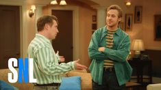This SNL skit got cut for time, which is pretty crazy considering how amazing it is Ryan Gosling, Kyle Mooney, Snl Skits, Snl Saturday Night Live, You Make Me Laugh, Feel Good Videos, Family Matters, Funny Pictures