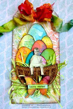 Ciao a tutti! Voglio augurare una Buona Pasqua a tutti veramente a tutti e lo faccio con questa tag creata apposta per quest'occasione. Sper...