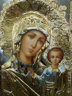 Religious Images, Religious Icons, Religious Art, Mother Mary Images, Images Of Mary, Mama Mary Images, Blessed Mother Mary, Blessed Virgin Mary, Virgin Mary Art