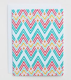 Happy Cactus Designs- Southwestern Zigzag