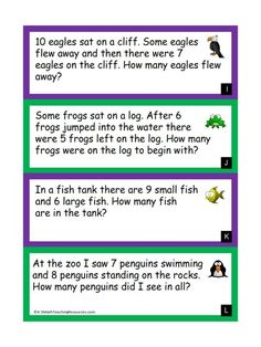 √ Mixed Addition and Subtraction Word Problems for Grade 1 . 28 Mixed Addition and Subtraction Word Problems for Grade 1 . Mixed Addition and Subtraction Word Problems to 20 that Support 1 Oa Word Problems 3rd Grade, Math Story Problems, Second Grade Math, Grade 1, Third Grade, Addition Words, Math Addition, Addition Worksheets, Simple Addition