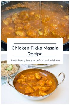 I could eat chicken tikka masala all day, every day. Here's a delicious chicken tikka masala recipe without using yogurt or cream as a base for the sauce: Print Ingredients First marinate: 1 tbsp ginger garlic paste 1 tsp salt 1 tbsp lemon juice Second marinate: …
