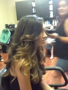 Stunning #ombre by Hair Trendz Stylist Teresa