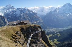 First, Grindelwald Picture: First Cliff Walk - Check out TripAdvisor members' 1,956 candid photos and videos of First