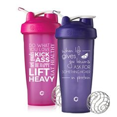 Blender Bottles - Tap the pin if you love super heroes too! Cause guess what? you will LOVE these super hero fitness shirts!