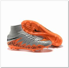 9d7bca62a Nike Hypervenom Phantom Premium FG New 2015 Soccer Shoes Red Gray  108.00