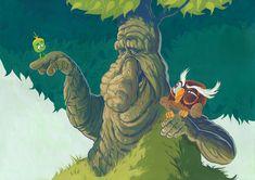 Terrapin and Toad - Children's Book illustration by Martinus van Tee Terrapin, Children's Book Illustration, Toad, Childrens Books, Fictional Characters, Dart Frogs, Children Books, Children Story Book, Kid Books