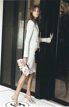 Daria in Chanel  https://www.facebook.com/#!/DiMartinoChiropractic