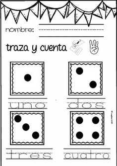 VAMOS AL KINDER (UNIT WORK, POSTERS, FLASHCARDS AND PRINTABLES IN SPANISH) - TeachersPayTeachers.com