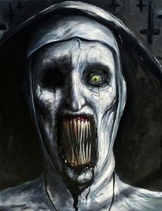 The Nun!