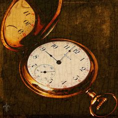 reminds me of the pocket watch i bought in Switzerland for my husband as wedding gift