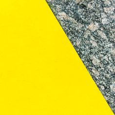 twocolor abstract background part yellow and part marble texture of