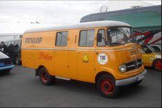Dunlop Tires mercedes l 319 (1961)_04