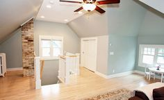 St Paul MN Home Remodeling Attic | Gonyea Homes & Remodeling