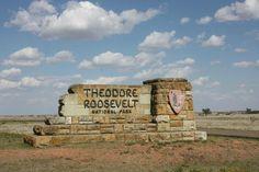 Theodore Roosevelt National Park - North Dakota - 1978