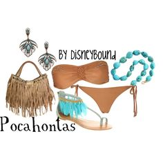 """Pocahontas"" by lalakay on Polyvore"