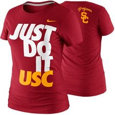 Nike and USC partner to create sporty and stylish apparel for women.