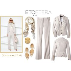 Etcetera: Summer means seersucker--especially in Charleston!  Summer show dates:  April 15-21st;  helen@lowcountrystyles.com