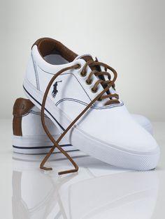 Polo Ralph Lauren - Vaughn Canvas Sneaker