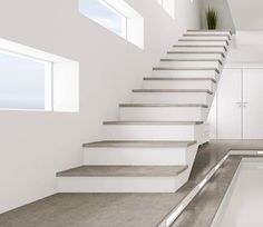 Diseño y construcción de escaleras: todo lo que querrás saber antes de contactar con un profesional - https://arquitecturaideal.com/diseno-y-construccion-de-escaleras/