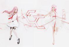 真名 蝶祈 - NightyQueen(奈缇) Mana Ouma, WanYue Inori Yuzuriha Cosplay Photo - WorldCosplay