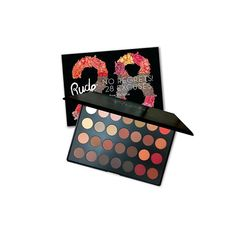We love the new RUDE No Regrets! ... http://shop.slaybeautyworld.com/products/rude-no-regrets-28-excuses-eyeshadow-palette-virgo?utm_campaign=social_autopilot&utm_source=pin&utm_medium=pin