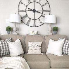 50+ Cozy Rustic Farmhouse Style Living Room Design and Decor