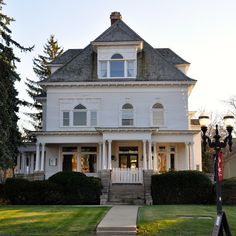 "The public is invited to a rare community open house at Barrington's historic ""White House"" (145 W. Main Street) on November 16th and 17th, 2013 as the Village of Barrington kicks off a fundraising campaign to restore the property into a new cultural and community center."