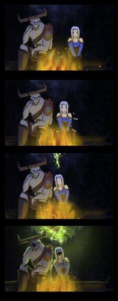 Dragon Age Comic - Timing by YukiSamui on deviantART