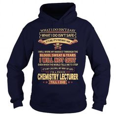 CHEMISTRY-LECTURER T Shirts, Hoodies Sweatshirts. Check price ==► http://store.customtshirts.xyz/go.php?u=https://www.sunfrog.com/LifeStyle/CHEMISTRY-LECTURER-93485087-Navy-Blue-Hoodie.html?41382