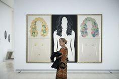 A Ludwig Múzeumok alapját képező, Peter és Irene Ludwig által létrehozott gyűjtemény talán legismertebb és leghíresebb eleme az az anyag, amely a pop art korszakát mutatja be. Egyedülálló ez a gyűjtemény abban, hogy megtalálhatók benne a pop art emblematikus művészeinek (Jasper Johns, Roy Lichtenstein, Claes Oldenburg, Robert Rauschenberg, Andy Warhol, Tom Wesselmann, stb.) i...