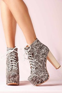 a50a8e94e918 JEFFREY CAMPBELL - LITA BOOTS. I usually hate these shoes but I really like  these
