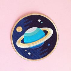 #patches patch saturn fashion cute style cool outer space