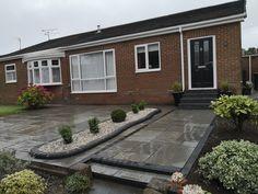 Garden Paving, Landscaping, Garage Doors, Patio, Building, Outdoor Decor, Home Decor, Decoration Home, Terrace
