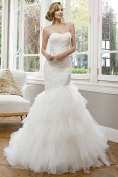 Gown by Mia Solano