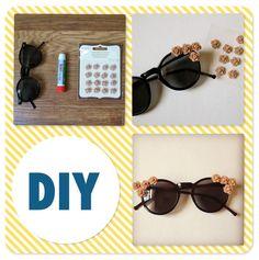 #sunglasses #DIY
