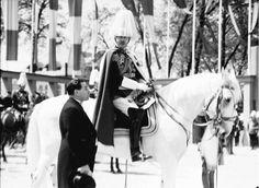 Parada Militara in Cotroceni - 10 mai 1937 Horses, Animals, Military, Animales, Animaux, Horse, Animal, Animais, Dieren