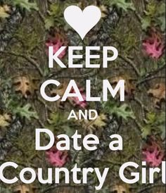 Date a country girl