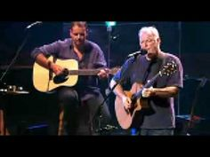 David Gilmour -  Wish You Were Here  ]Pink Floyd[  -Live Acoustic-