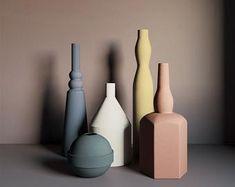 Design and make your creative home decor by LightshadowArt on Etsy Flower Vases, Flower Pots, Flower Arrangements, Minimalist Decor, Minimalist Living, Modern Clock, Unique Wall Clocks, Modern Decor, Modern Vases