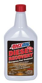 Amsoil Diesel Recovery Emergency Fuel Treatment quickly dissolves gelled fuel, thaws frozen fuel filters and reduces the need for a new filter, saving both money and an inconvenient trip to a parts store. Performs well in all diesel fuels, including ULSD, off-road and biodiesel. Cheap insurance against frozen fuel. Please follow and like us:0