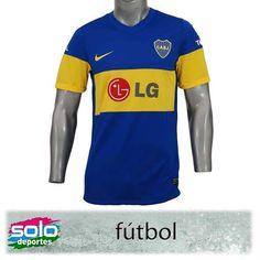 PROMO Camiseta Boca Jrs Oficial $ 299,00 (U$S $66.74)