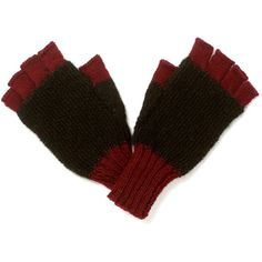 The North Circular Jet Alpaca Fingerless Gloves (£95) ❤ liked on Polyvore featuring accessories, gloves, jet, alpaca fingerless gloves, punk gloves, fingerless gloves and alpaca gloves
