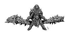 ArtStation - Hercules, Darko Kreculj