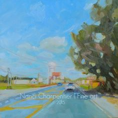Paintings (Available) - Nanci Charpentier | Fine Art